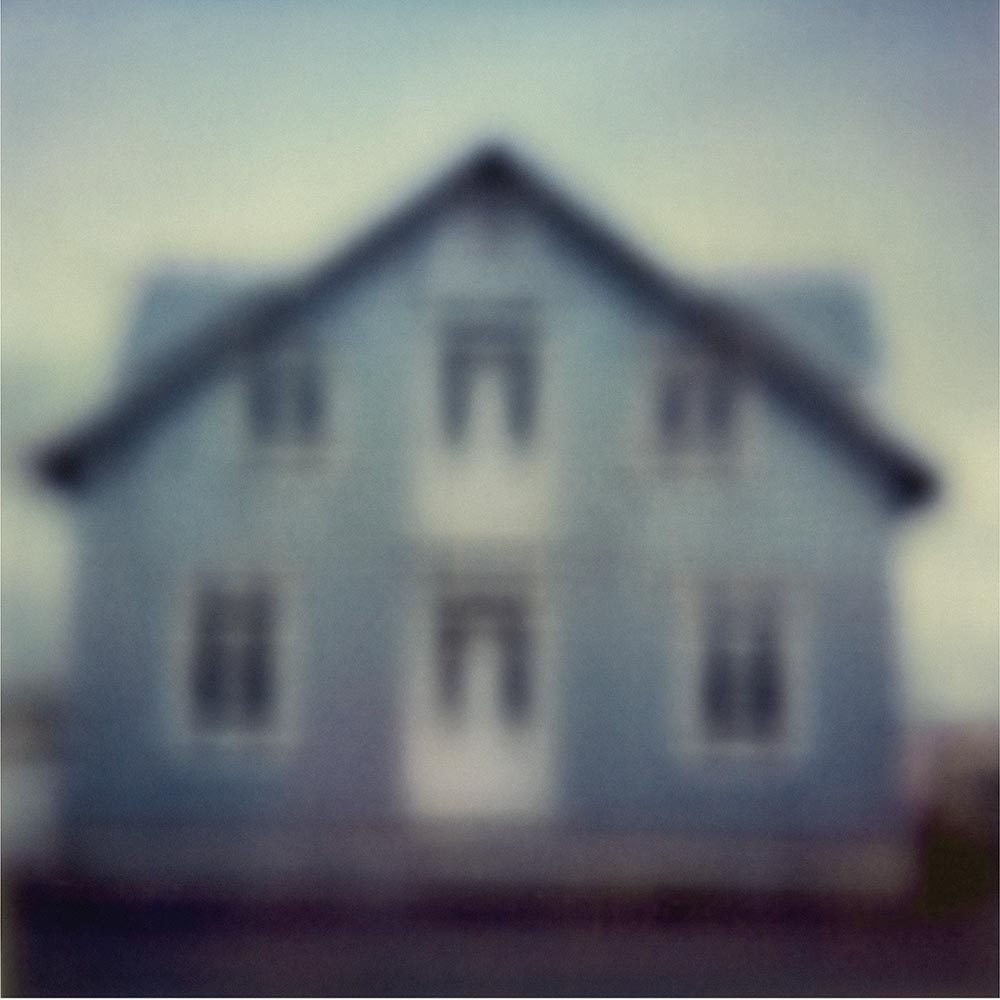 Icelandic Houses No. 1 (polaroid)
