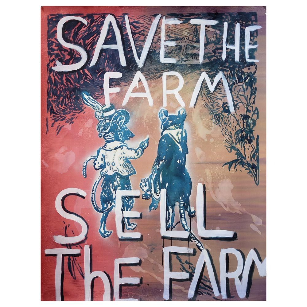 Save The Farm Sell The Farm