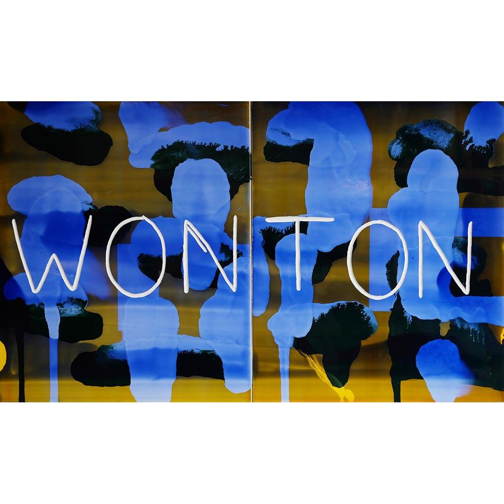 Wonton (diptych)