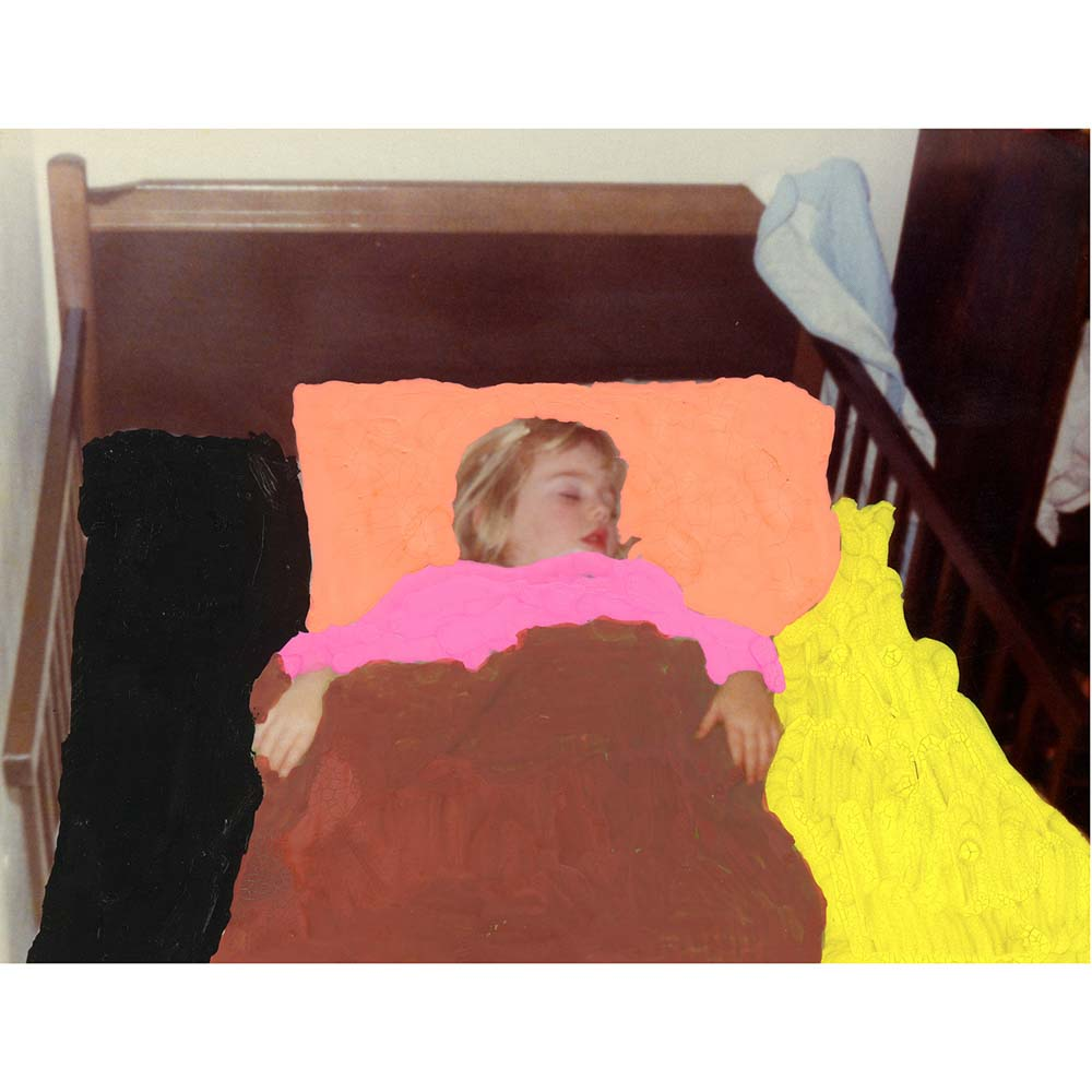 Untitled (Girl Sleeping)