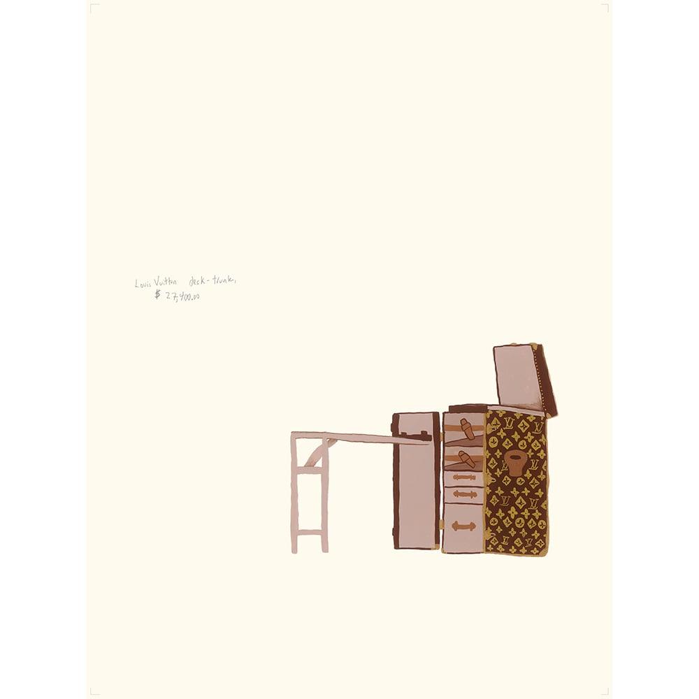 LV portfolio (one of six prints)