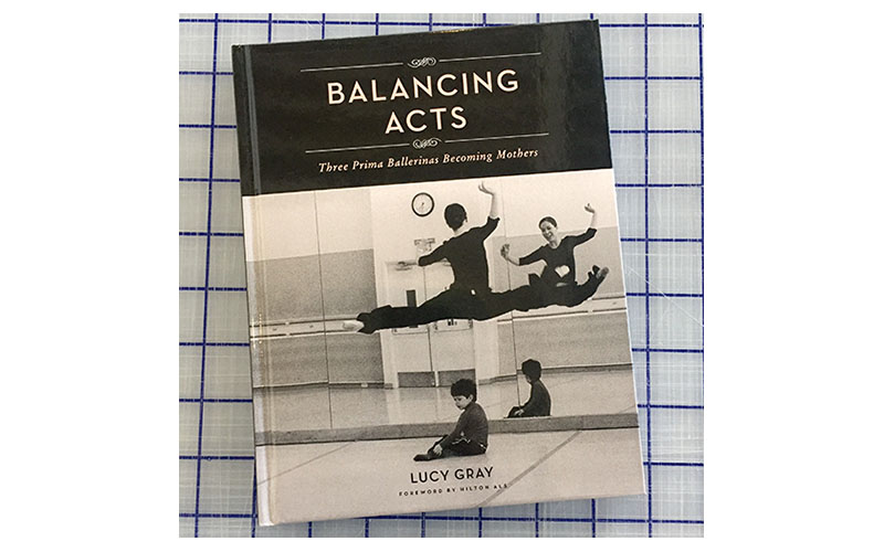 Balancing Acts, by Lucy Gray Published by Princeton Architectural Press
