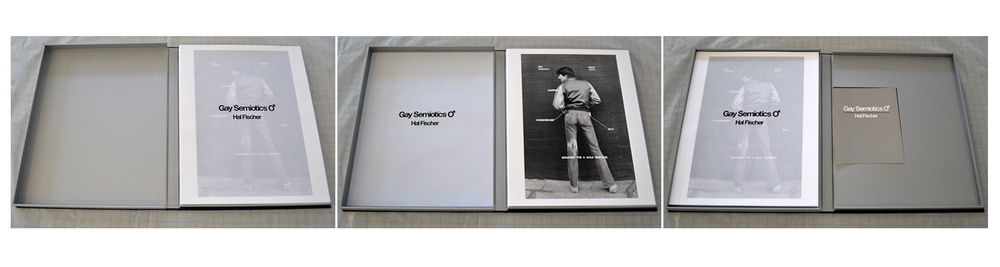 Hal Fischer Gay Semiotics portfolio