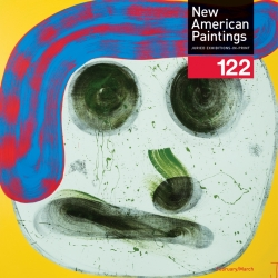 Cover of Issue #122 of New American Paintings