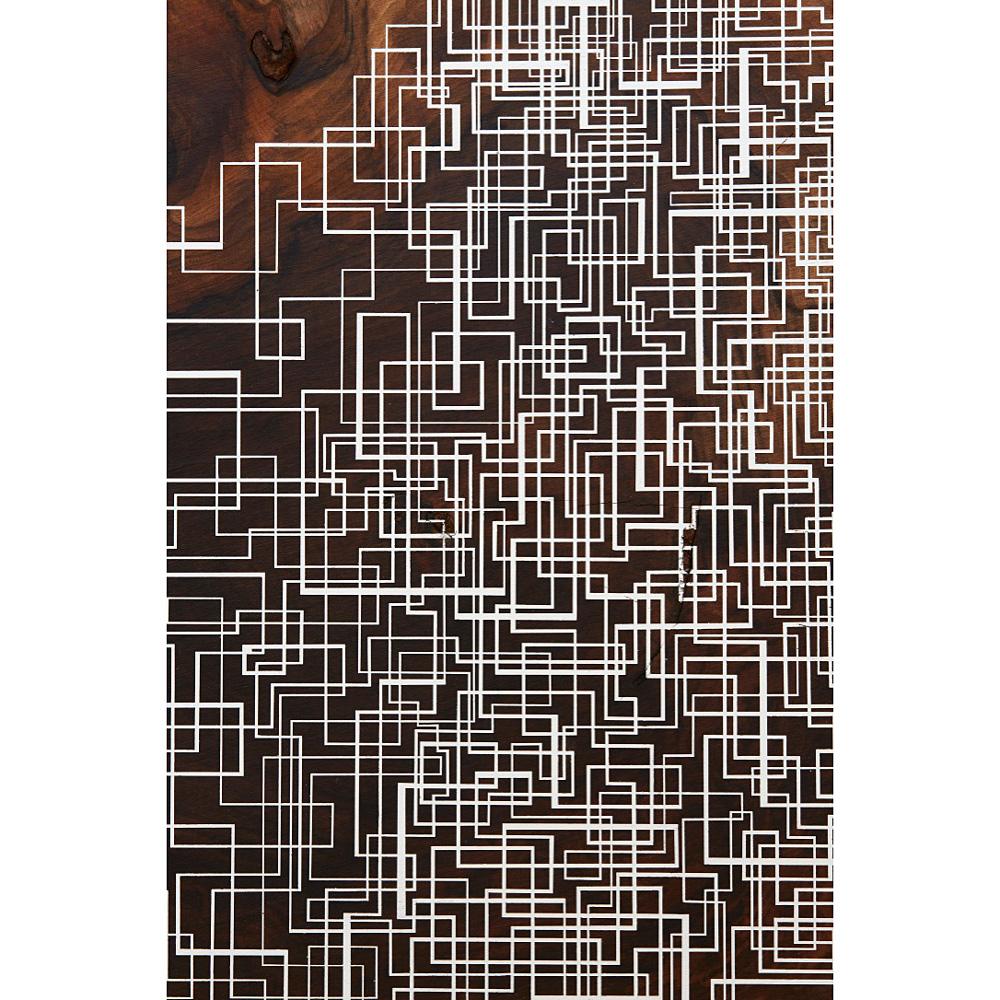 Four Lines (detail)
