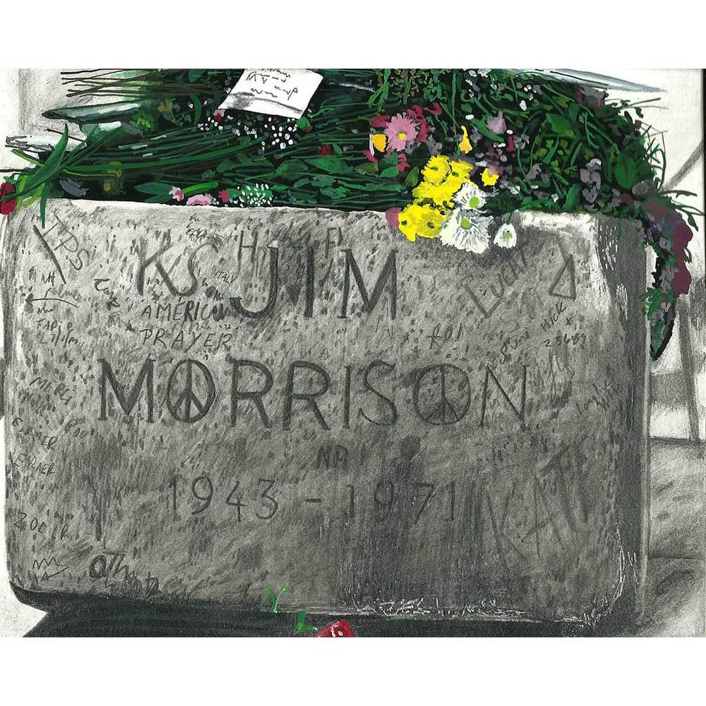Jim's Grave