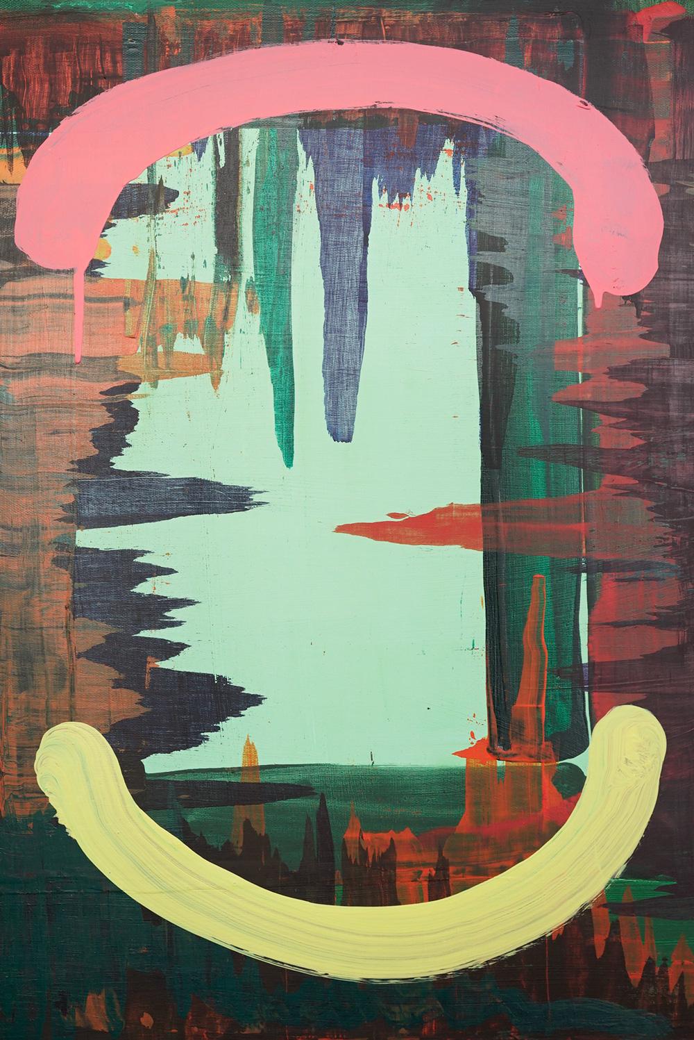 Scott Hewicker, Doorway In The Dark, 2015