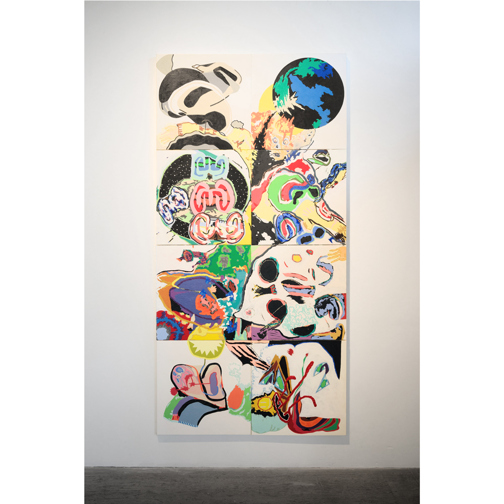 Zach Hill: Untitled