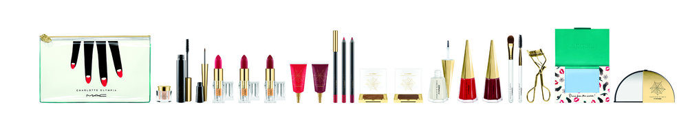 Charlotte Olympia for MAC Cosmetics
