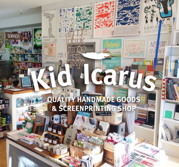 Find Issue 2: The Morning at Kid Icarus in Kensington Market: 205 Augusta Avenue, Toronto, ON