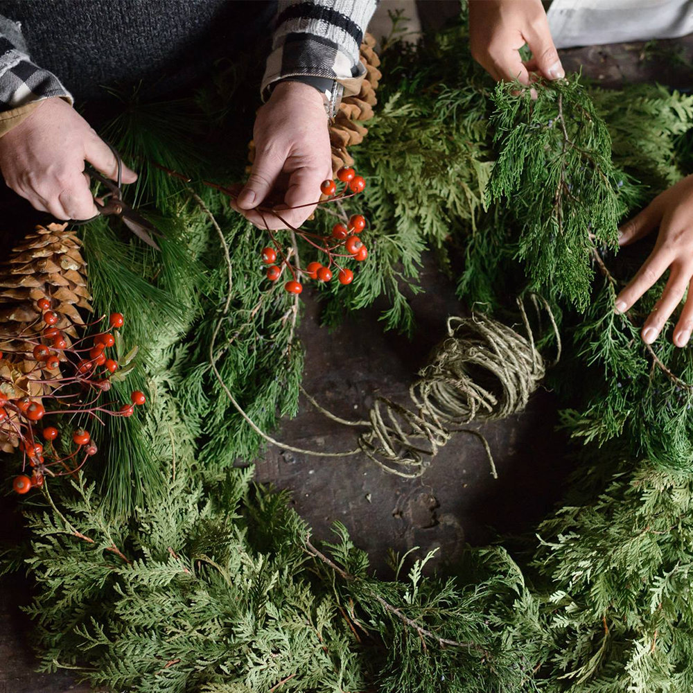 CROWN FLORA HOLIDAY MARKET  :  Dec. 17-18th,  740 Queen St.West , Toronto.  A multidisciplinary studio that focuses on botanicals, terrariums and textile products. Join them for 2 days of shopping!