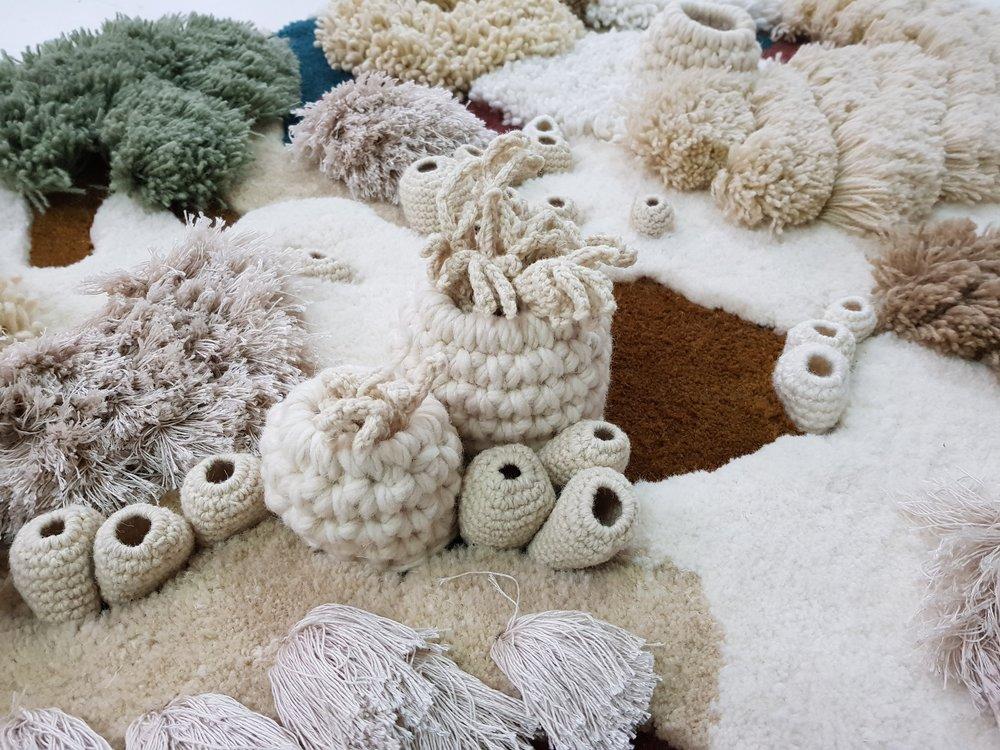 Coral Tapestry by Vanessa Barragão