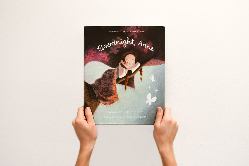 Goodnight, Anne published by Tundra Books