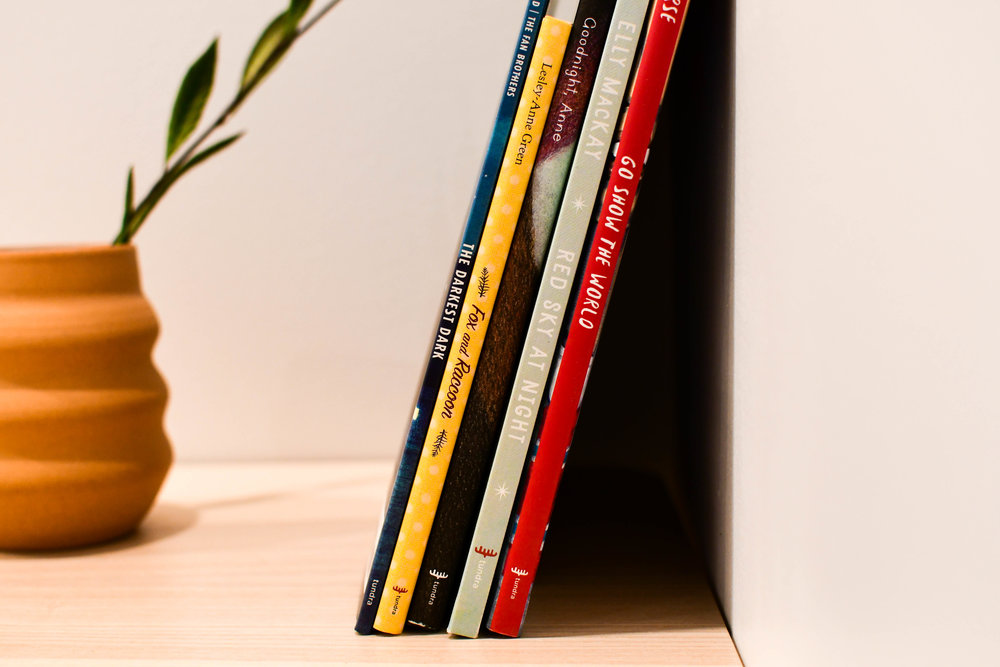 Picture books by Tundra