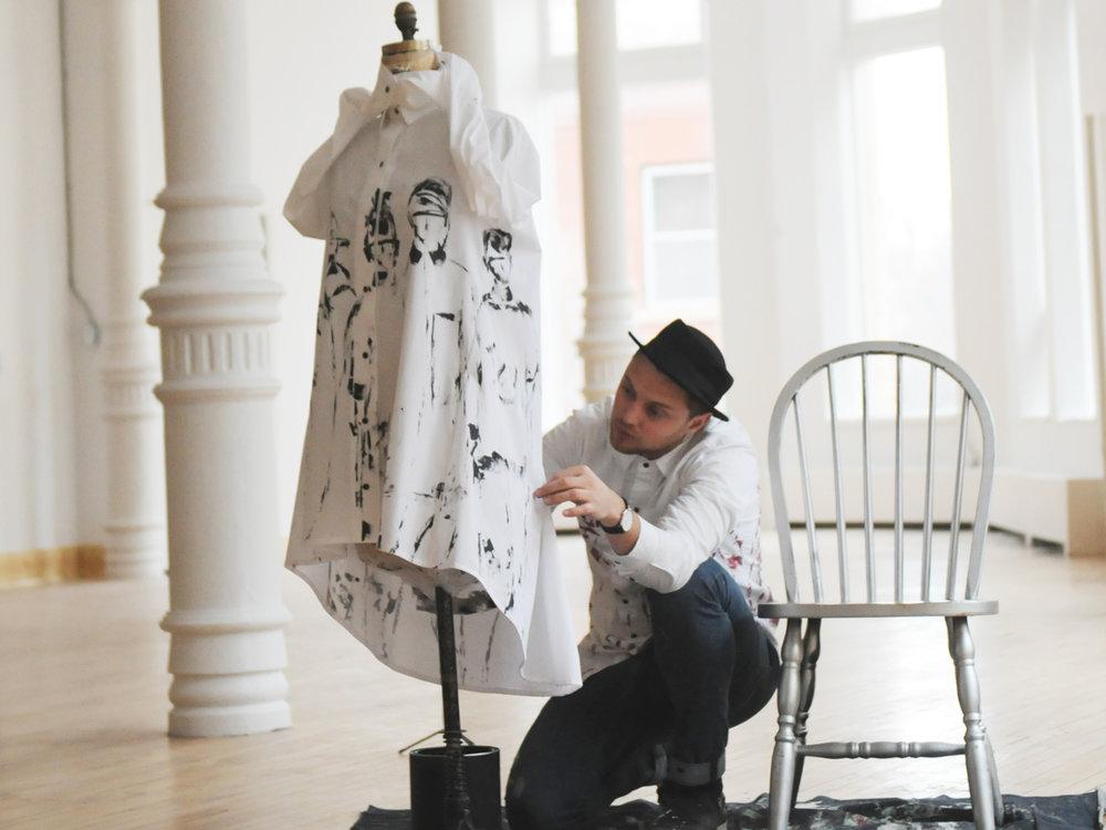 Women's Apparel by Fashion Designer Lennard Taylor