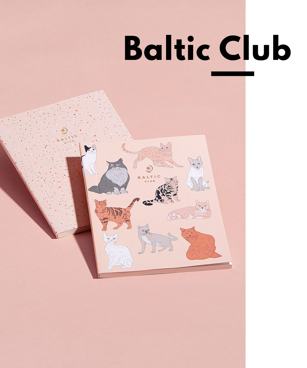 Shop Baltic Club at the One of a Kind Show, March 27 - 31
