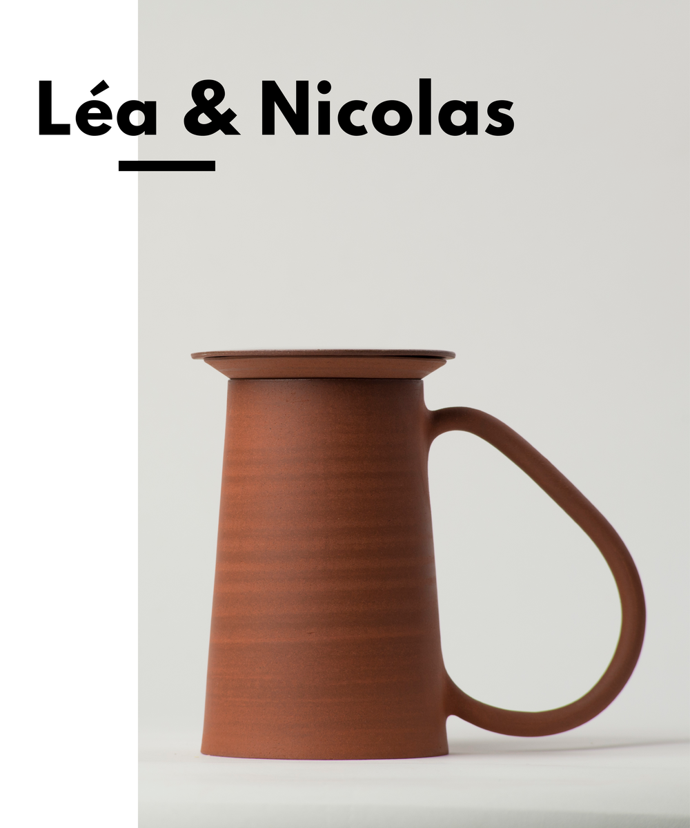 Shop Lea & Nicolas at the One of a Kind Show, March 27 - 31