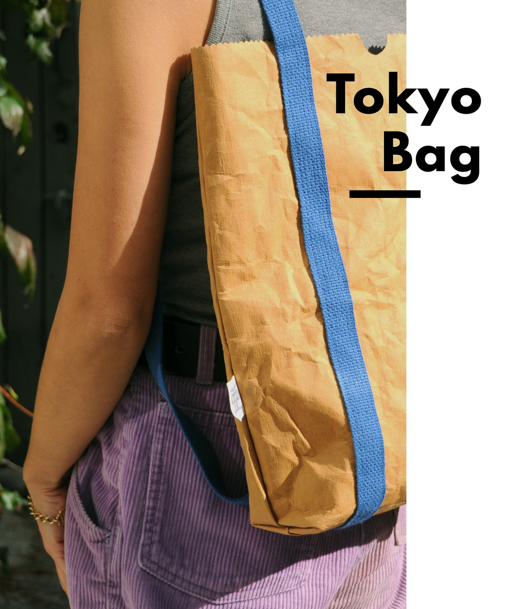 Shop Tokyo Bag at the One of a Kind Show, March 27 - 31