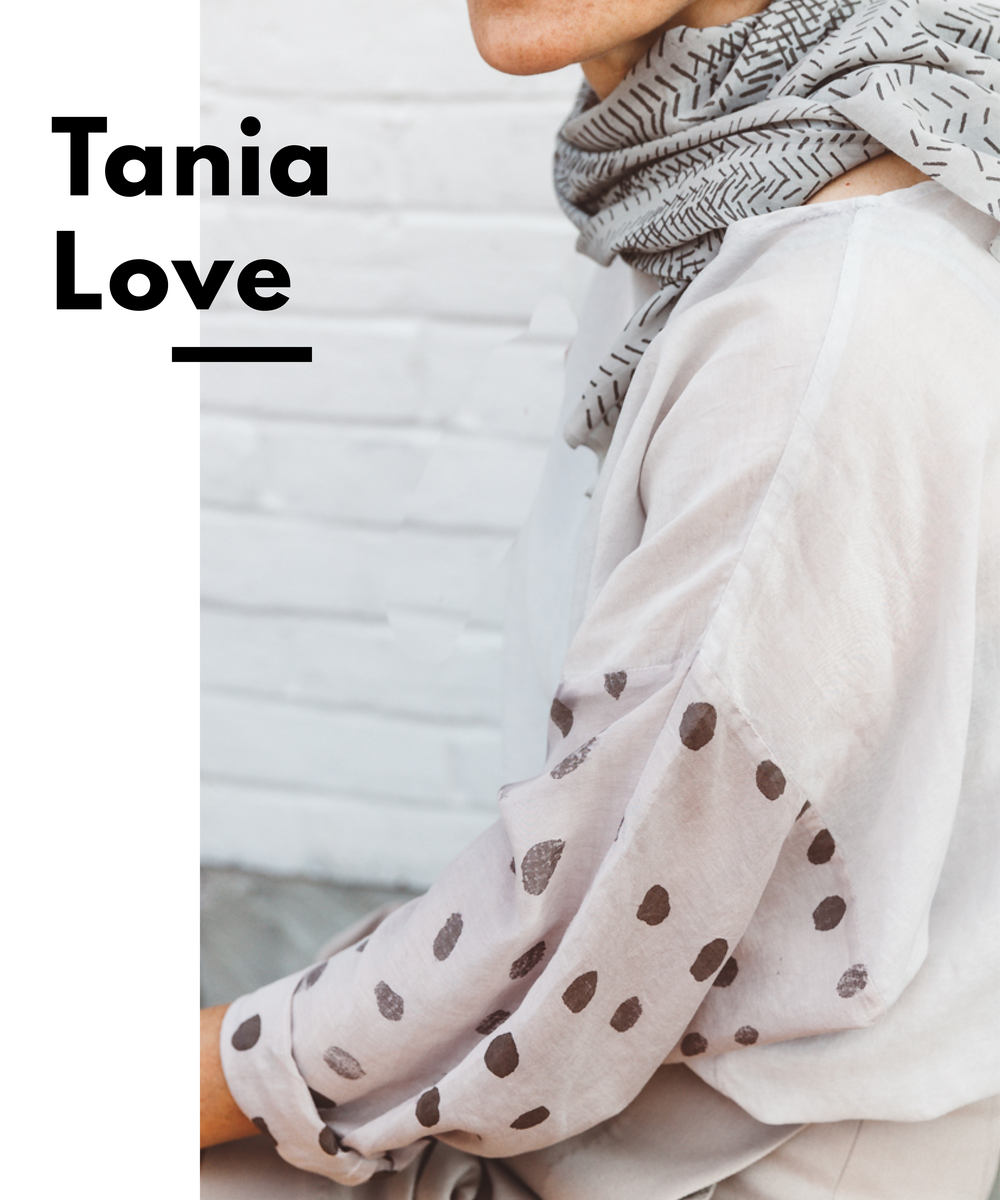 Shop Tania Love at the One of a Kind Show, March 27 - 31