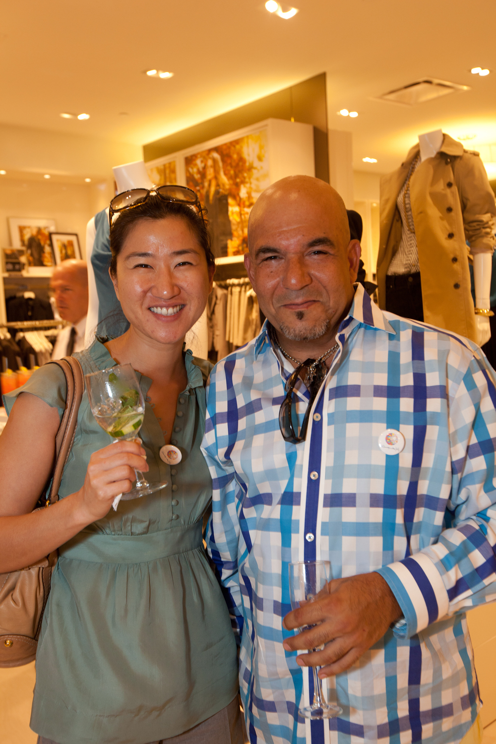 06 Susan Kim and artist Eleazar Delgado.jpg