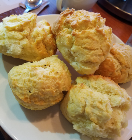 Tupelo Honey Biscuits