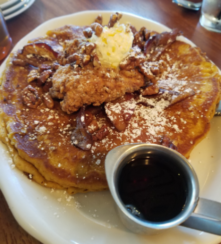 Tupelo Honey Shoo Mercy Pancake