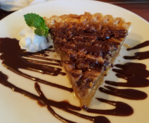 Tupelo Honey Pecan Pie