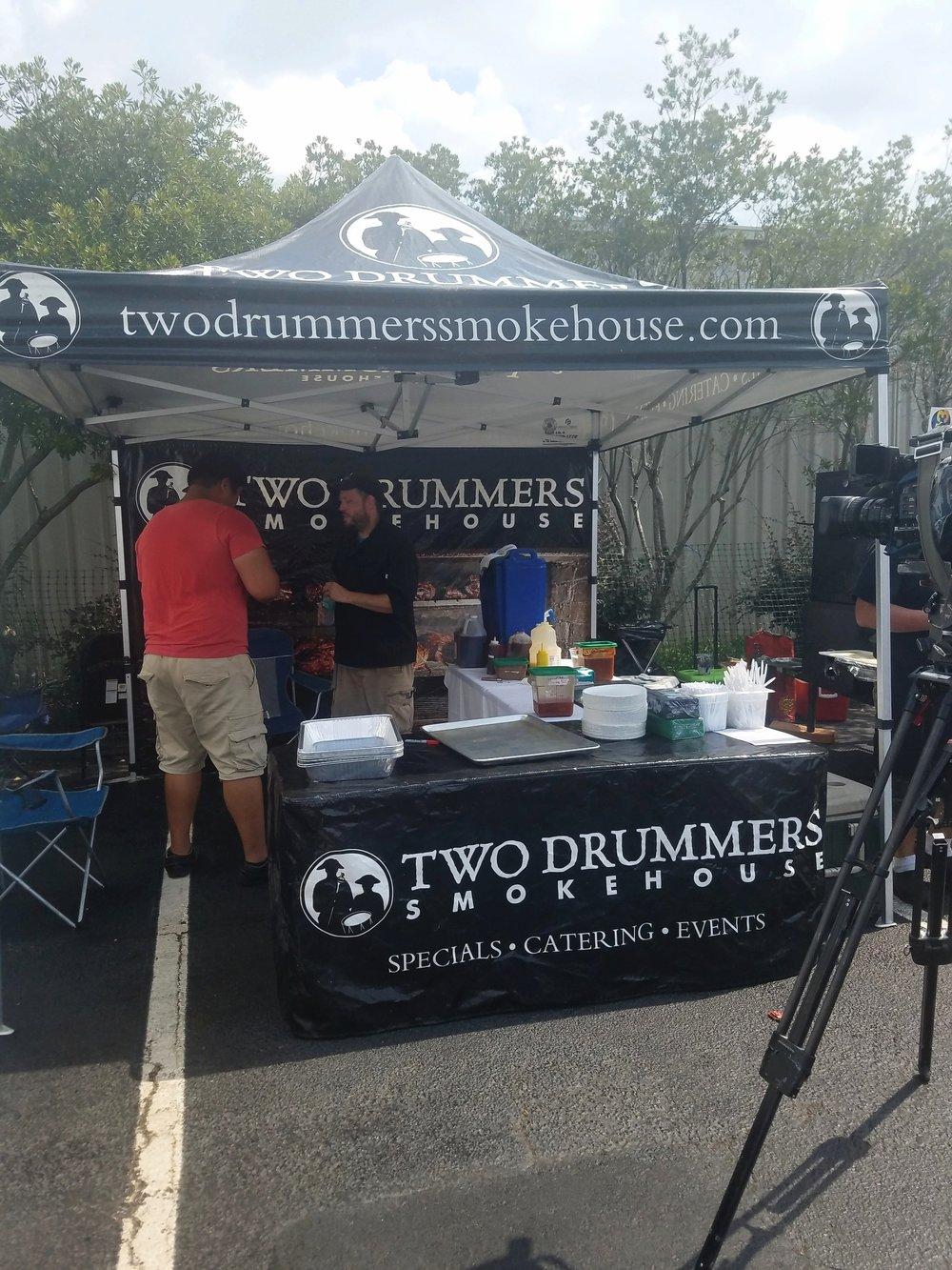 Jon Wade Two Drummers Smokehouse