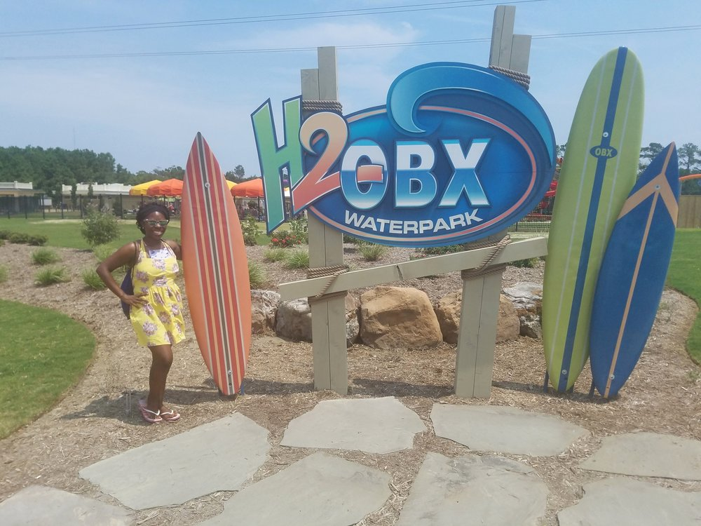 H2OBX Waterpark So Full Zest