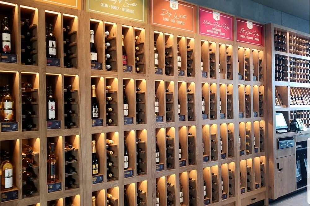 Coopers Hawk Winery and Restaurant Virginia Beach