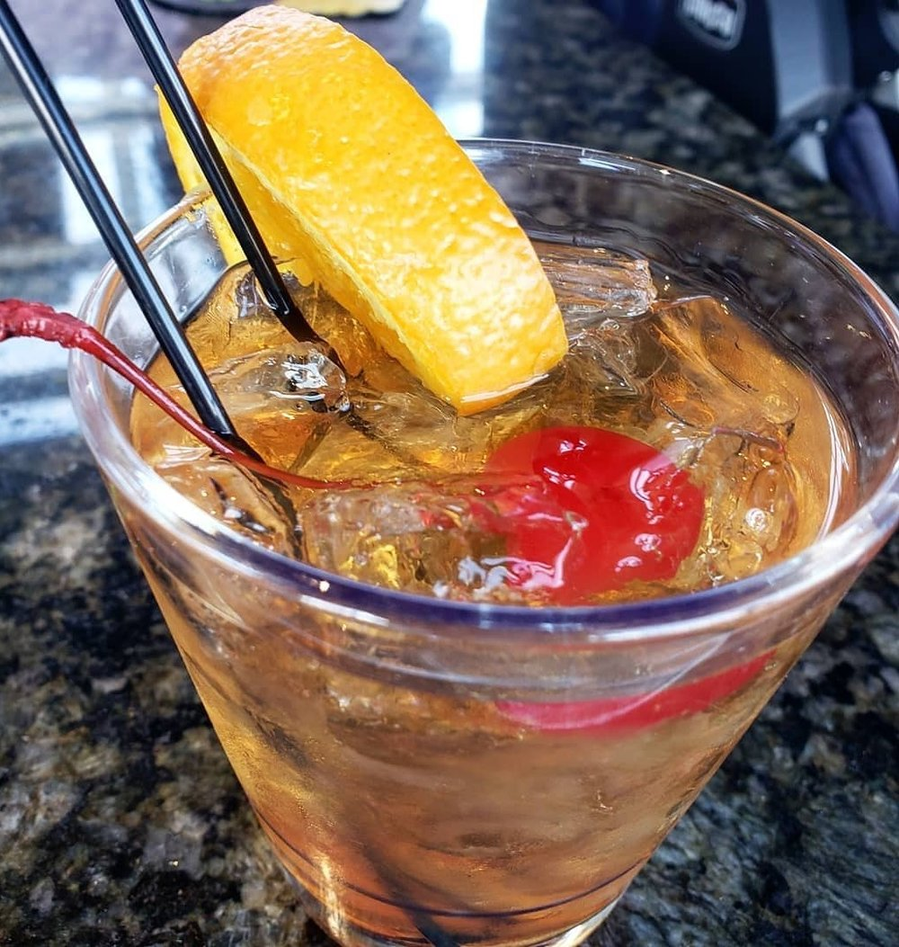 Top Golf Old Fashioned