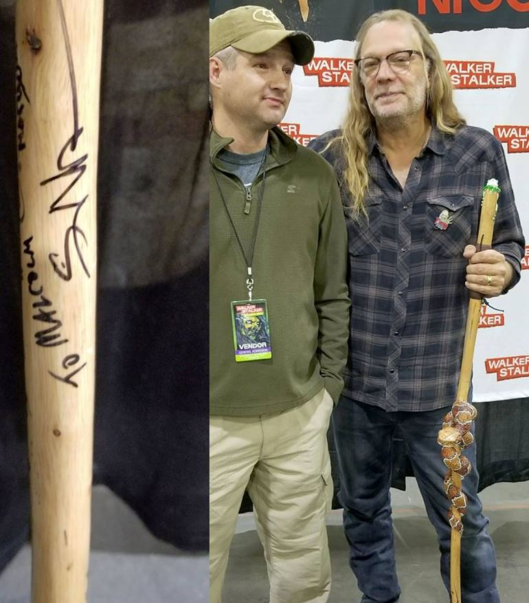 greg nicotero - special effects artist, producer