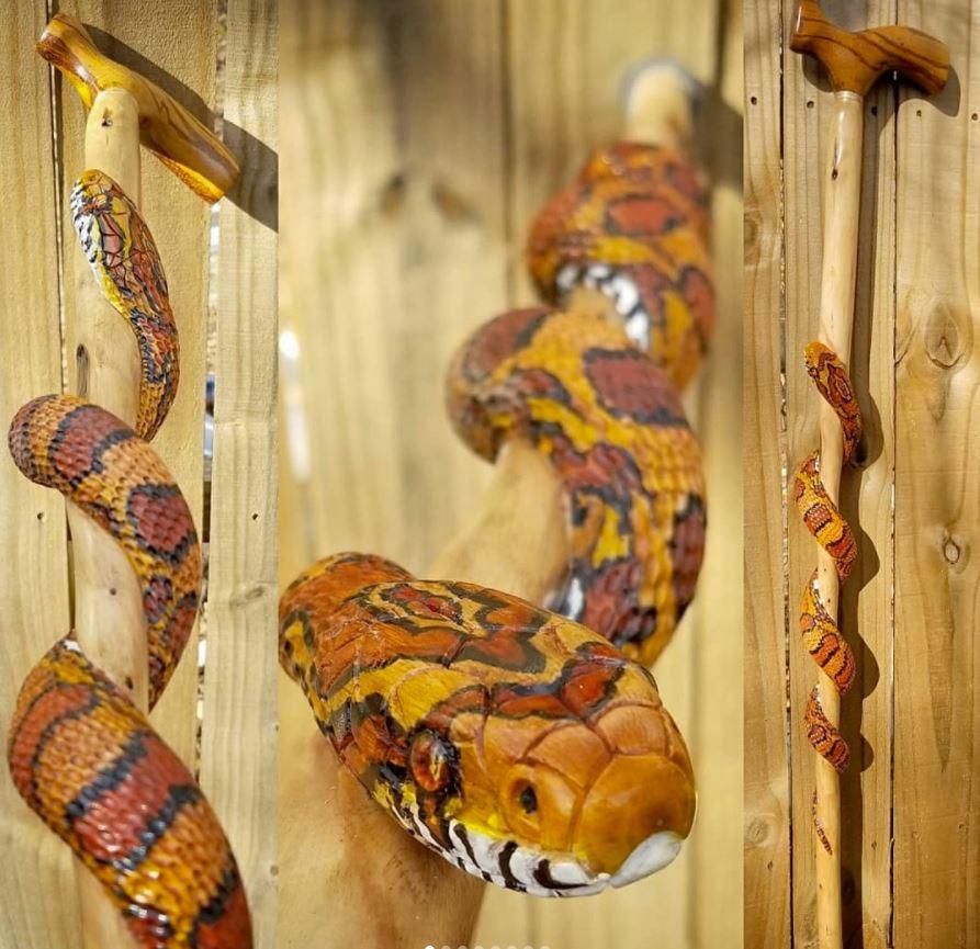 corn snake cane