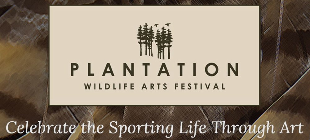 23RD PLANTATION WILDLIFE ARTS FESTIVAL  Friday, November 16th - Sunday, November 18th  Thomasville Center for the Arts   600 E. Washington Street, Thomasville, GA, 31792, United States