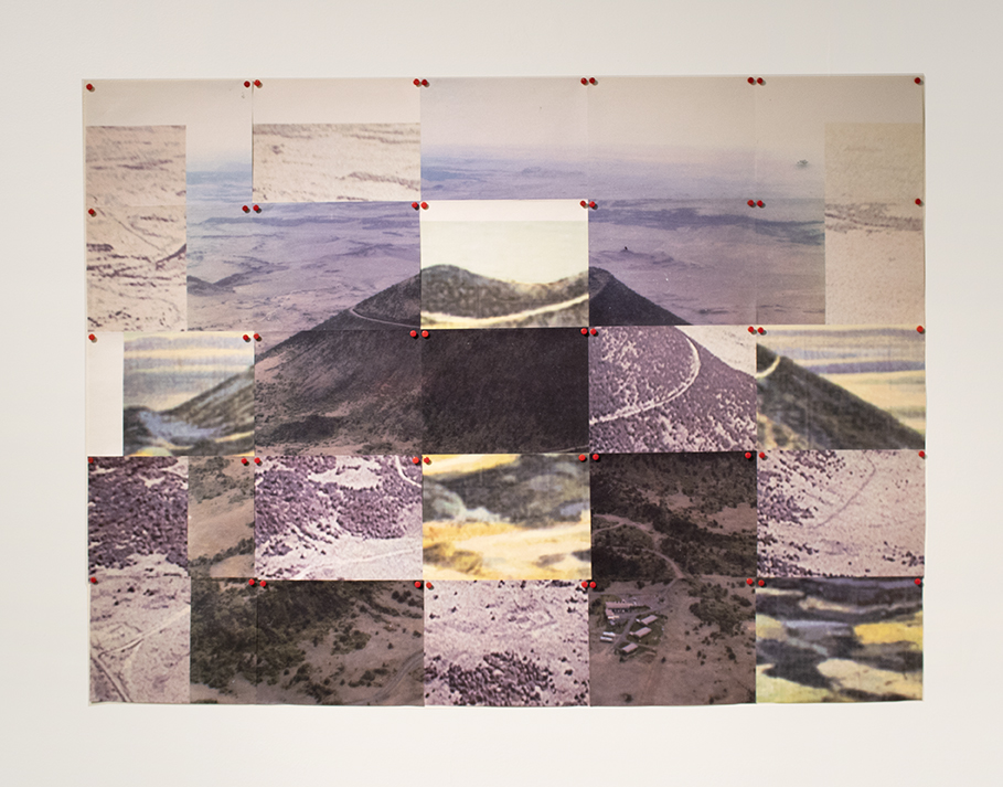 Three Views of Capulin Volcano