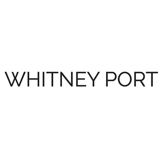 Whitney Port logo, link to article