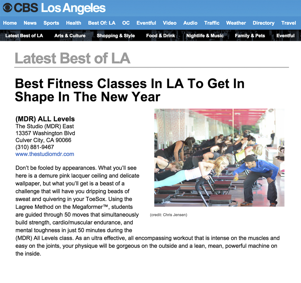 CBS article, Dec 14