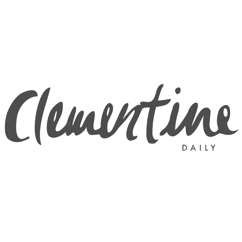 Clementine Daily logo, link to article