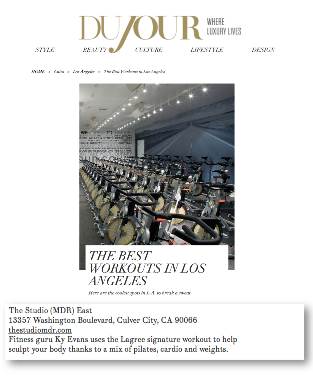 Dujour article, Oct 14