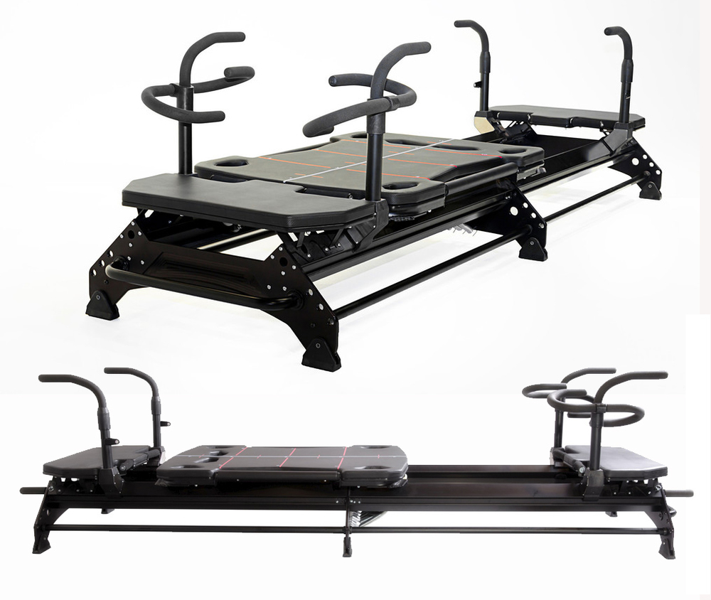 image of lagree pilates machine