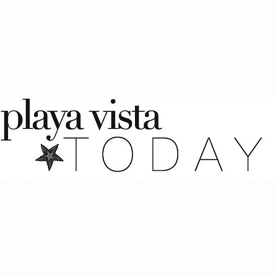 Playa Vista Today logo, link to article