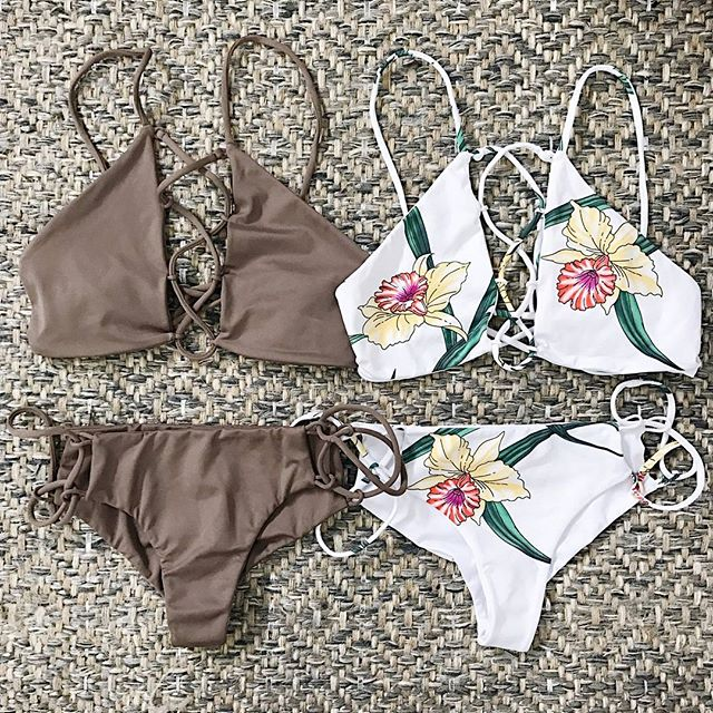 itty bitty bikinis 👙 new @indahclothing just hit shopplanetblue.com #planetblue