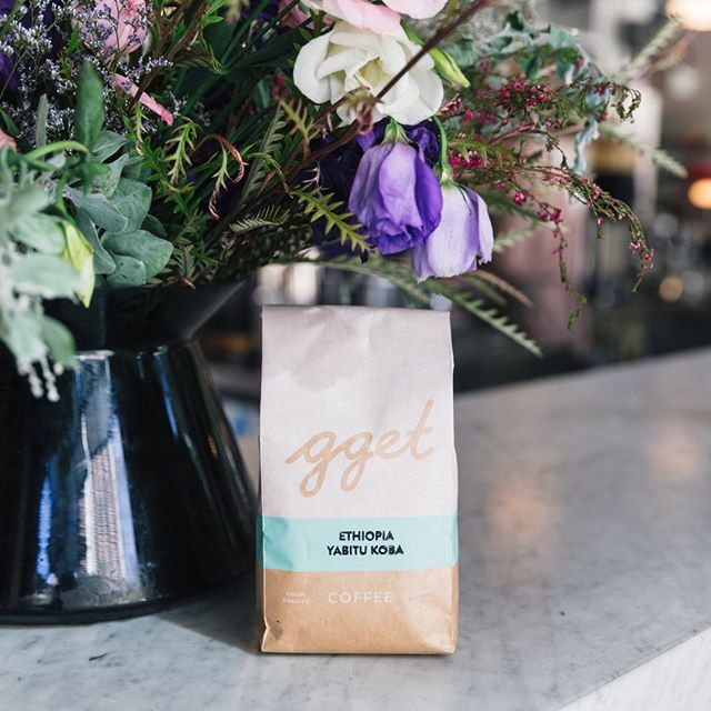 Yabitu Koba Forest, grown in the highest elevation of Ethiopia, 720 farmers contributed cherries for this harvest. It's a syrupy sweet berry bouquet finished off with key lime citrus💐