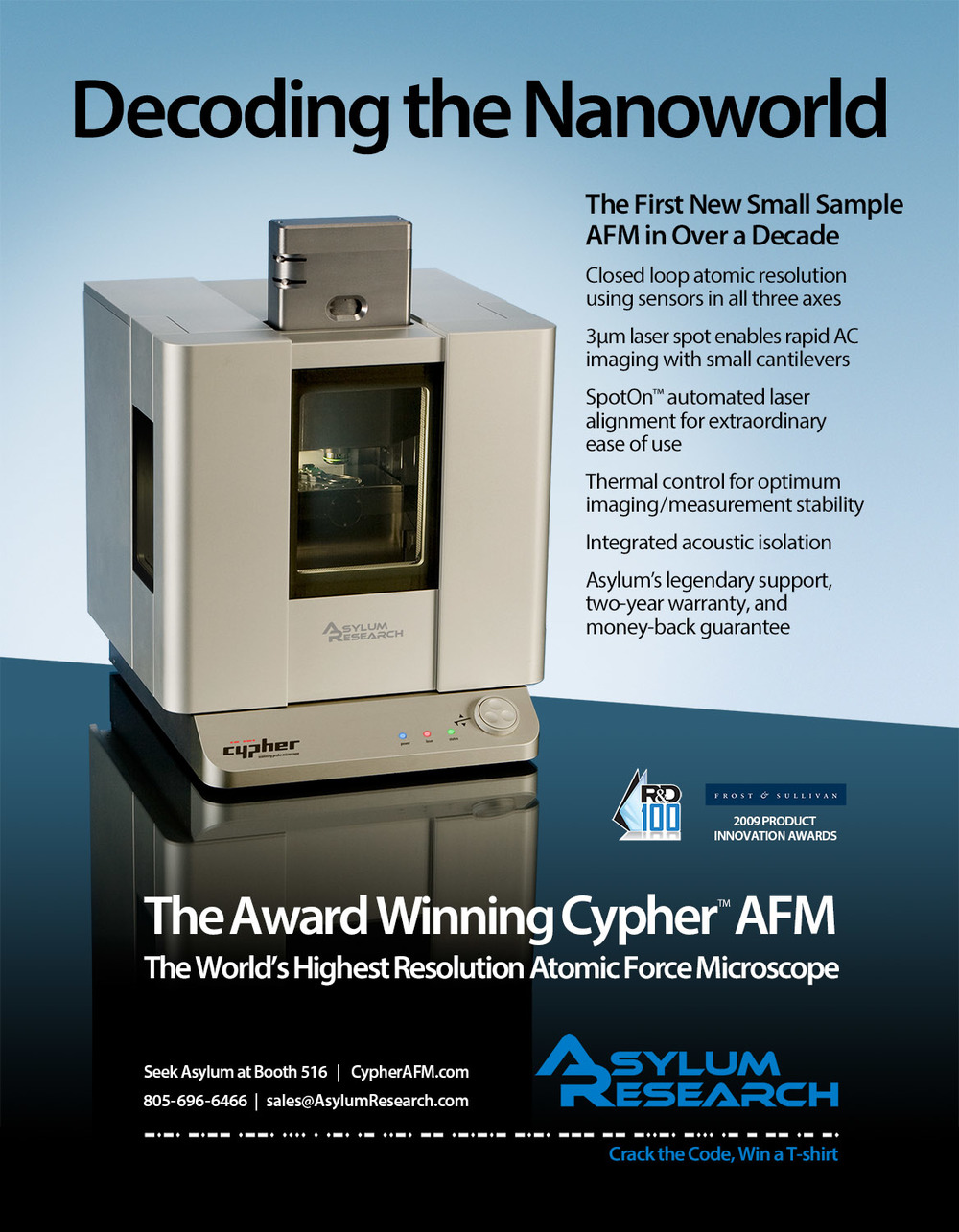 Cypher AFM Advertisement