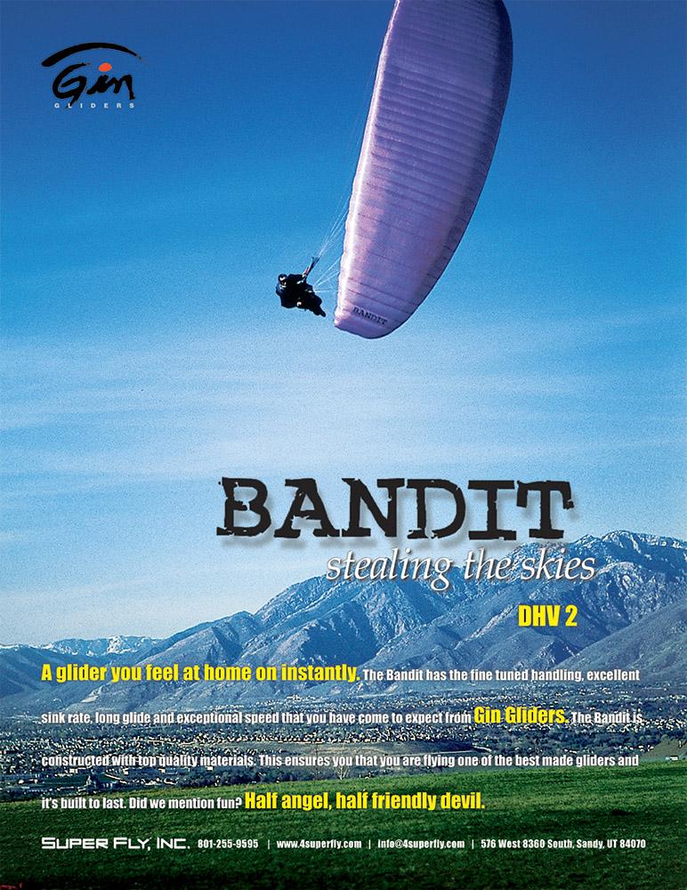 Gin Bandit
