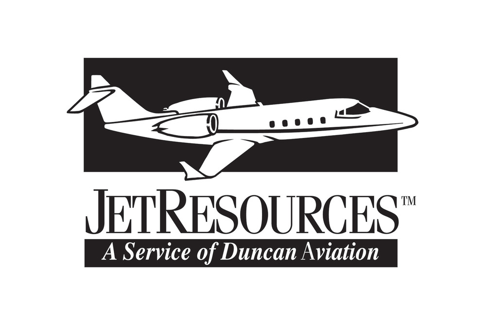 Jet Resources Duncan Aviation Logo