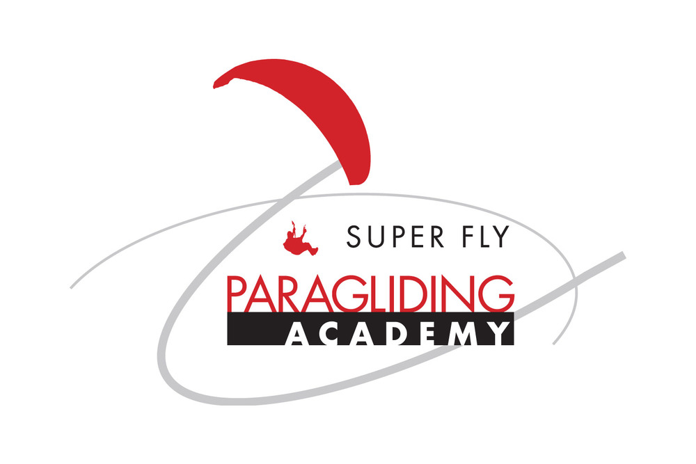 Super Fly Paragliding Academy Logo