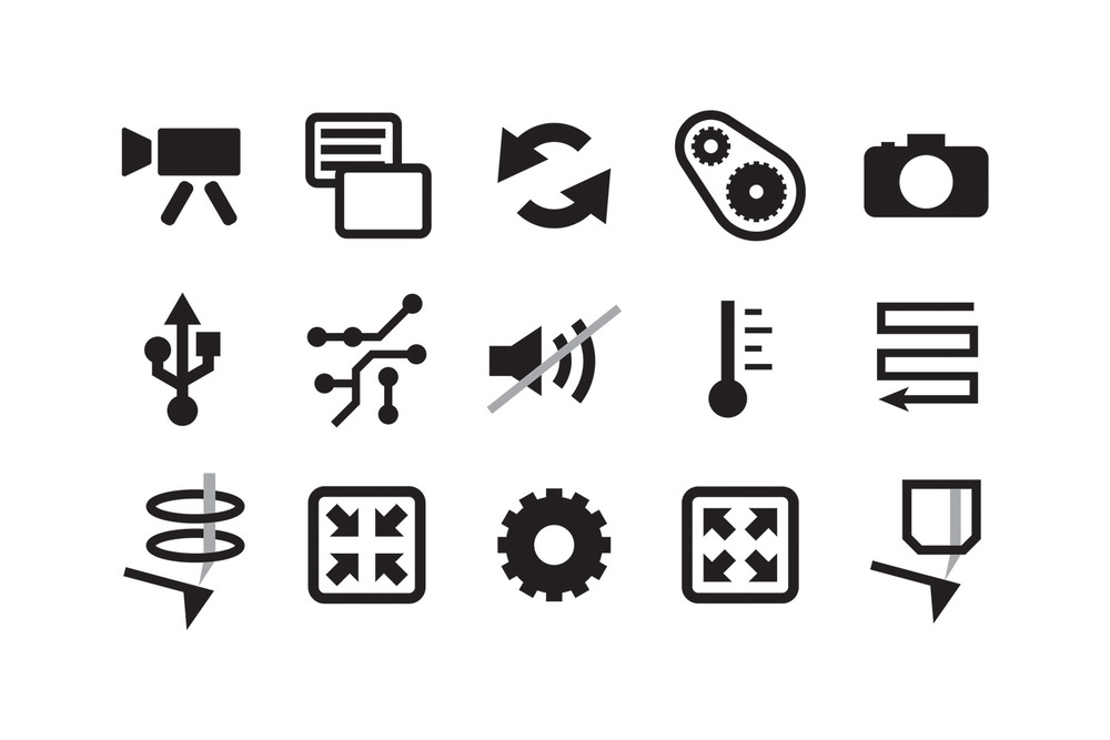 OS Software Icons