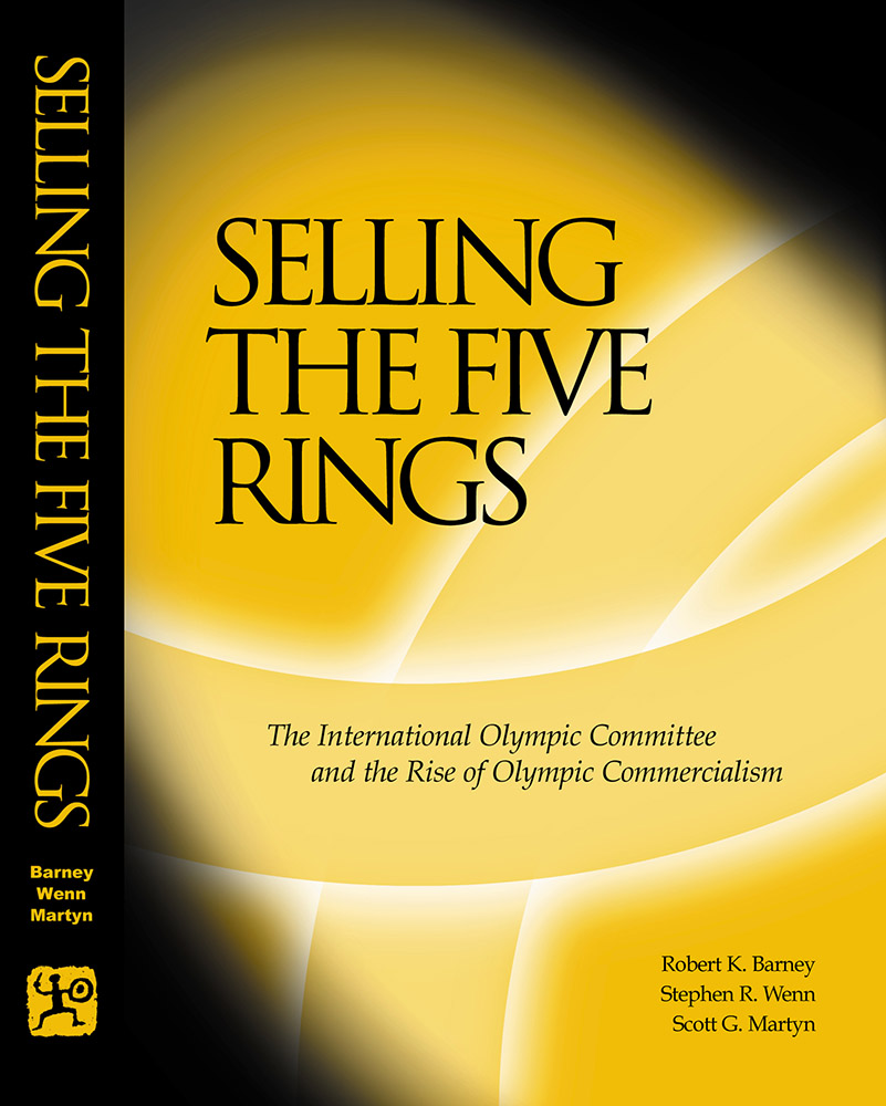 Selling the Five Rings Book Cover