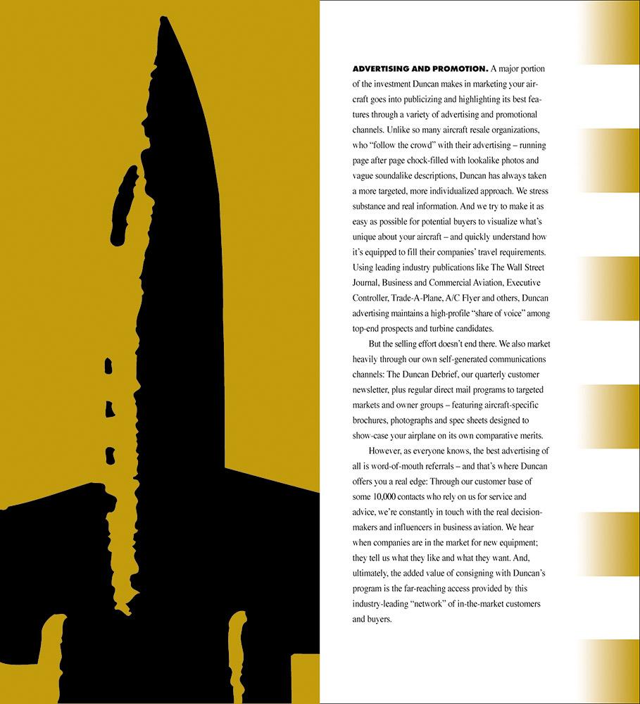 Duncan Aviation Brochure